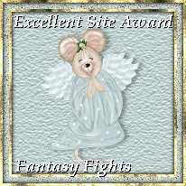 More heartfelt thanks to Knightess Dreamer for this wonderful award!